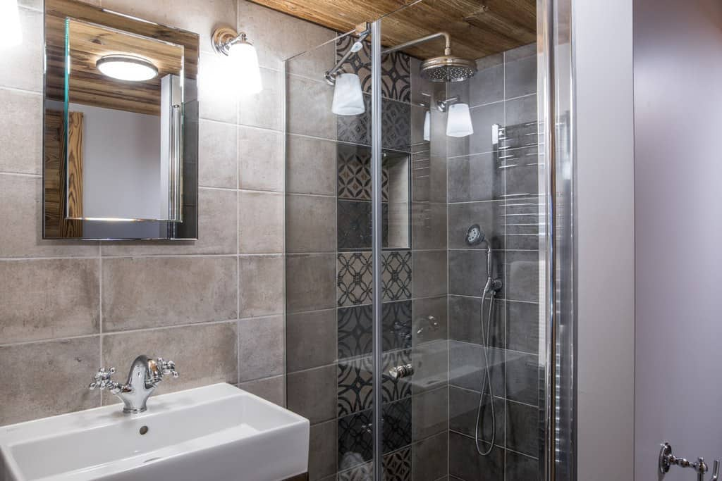 Le Thym Shower room