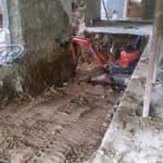 May: Excavations