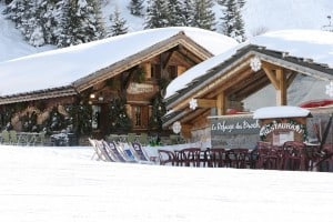 restaurants in the portes du soleil