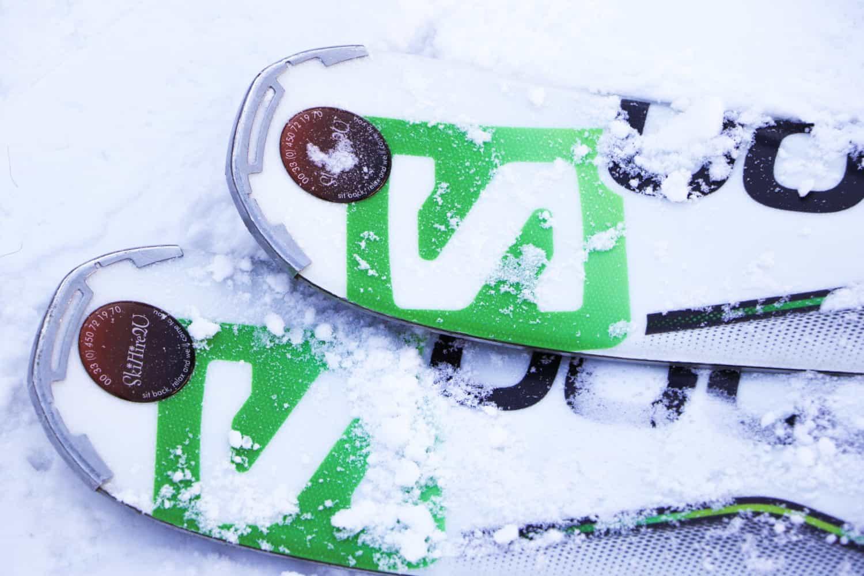 ski tips hired from skihire2u