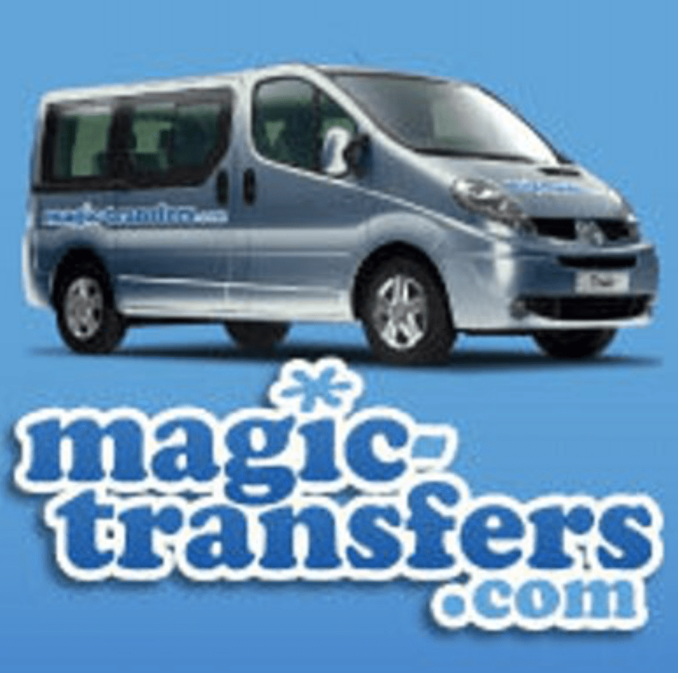 Magic transfers logo