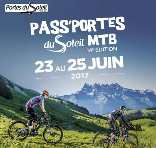 The Passportes MTB festival of the Portes du Soleil