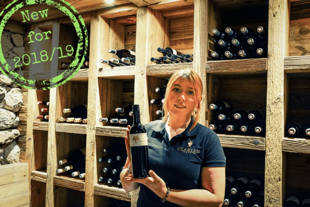 carnotzet or wine cellar