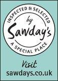 alistair sawday's special places badge