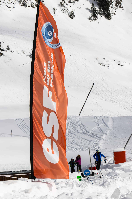 ESF flag
