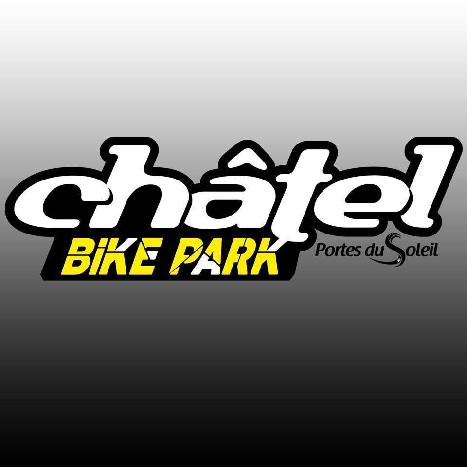 Chalet mountain bike park logo